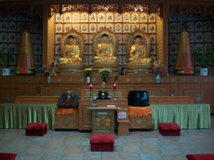 Berlin-Wedding, Fo-Guan-Shan-Tempel