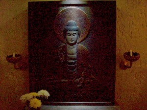 Berlin-Frohnau, Buddhistisches Haus, Buddha