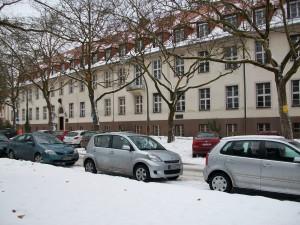 """Berlin-Dahlem, ehem. Kaiser-Wilhelm-Institut """"für  Rassekunde"""""""