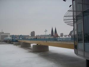 Frankfurt (Oder) / Słubice, Oderbrücke