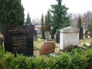 Berlin-Neukölln, Türkischer Friedhof