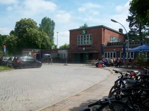 Potsdam, Bahnhof Griebnitzsee