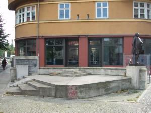 Berlin-Mitte, Denkmal für die verschwundenen Denkmäler