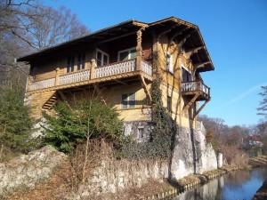 """Potsdam, """"Schweizerhäuser"""" in Klein Glienicke"""