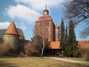 Bernau, Steintor (Stadtbefestigung)