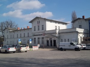 Bernau, Bahnhof