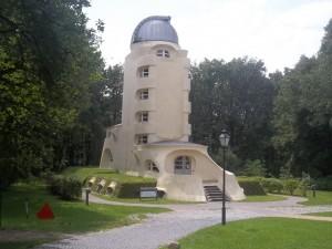 Potsdam, Einsteinturm (Erich Mendelssohn)