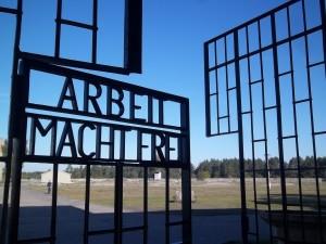 Oranienburg, Gedenkstätte Sachsenhausen