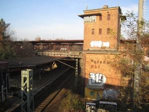 Potsdam, Bahnhof Pirschheide
