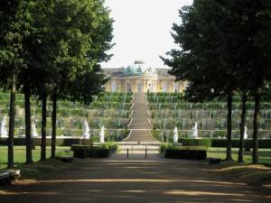 Potsdam, Schloss Sanssouci