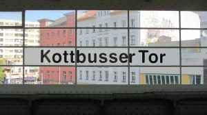 Berlin, U-Bahnhof Kottbusser Tor