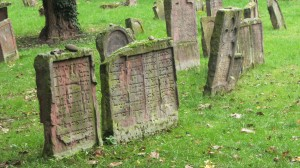 "Worms, Jüdischer Friedhof ""Heiliger Sand"", seit dem 11. Jh.?"