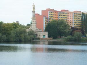 Potsdam, Türkenmode in der Barockzeit: Pumpwerk