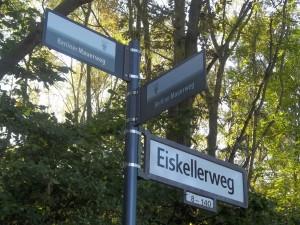 Berlin-Hakenfelde, Eiskeller