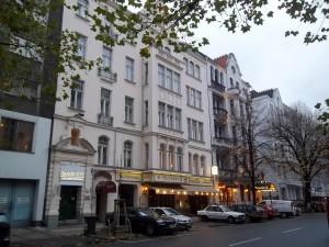 Berlin-Charlottenburg, Meinekestraße 10, Palästina-Amt