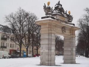 Potsdam, Jägertor