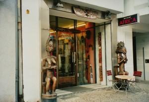"""Berlin-Charlottenburg, """"Africa"""""""