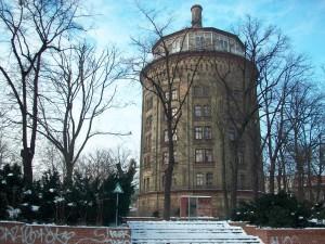 Berlin - Prenzlauer Berg, Wasserturm