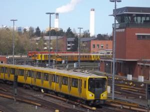 U-Bahnwerkstatt Grunewald