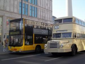 Berlin-Mitte Alexanderplatz