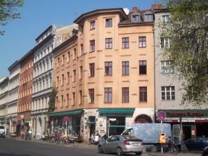 Berlin-Kreuzberg, Oranienstraße