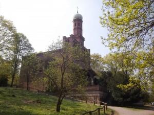 Berlin-Nikoskoe, Kirche Peter und Paul