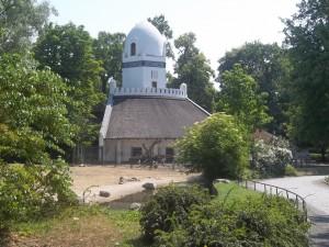 Berlin-Tiergarten, Berliner Zoo: Orientalische Fassade