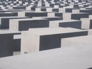 Berlin-Mitte, Mahnmal für die ermordeten Juden in Europa