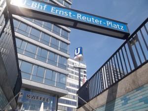 Berlin-Charlottenburg, Ernst-Reuter-Platz