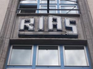 Berlin-Schöneberg, ehem. Rundfunk im Amerikanischen Sektor (RIAS)
