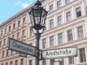 Berlin-Kreuzberg, Chamissoplatz
