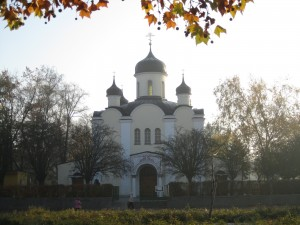 Berlin-Wilmersdorf, Christi-Auferstehungs-Kathedrale