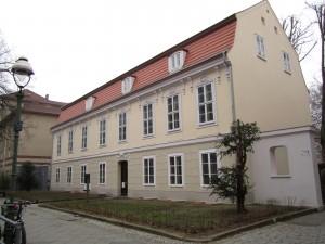 "Berlin-Wilmersdorf, ""Schoeller-Schlösschen"" (18. Jh.)"
