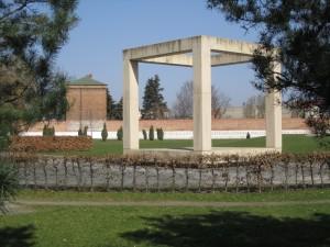 Berlin-Moabit, Gedenkstätte ehemaliges Zellengefängnis Lehrter Straße.