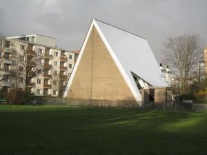 Alt-Lietzow heute, Kirche