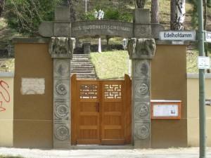 Berlin-Frohnau, Buddhistisches Haus (Paul Dahlke)