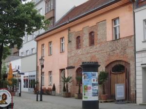 Berlin-Spandau, Gotisches Haus (Altstadt Spandau)