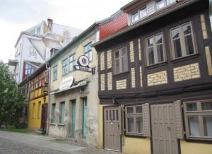 Berlin-Spandau, Kolk (Häuser 18. Jh)