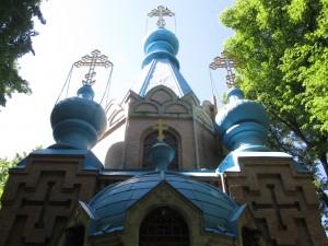 Berlin-Tegel, Heilige-Konstantin-und-Helena-Kirche