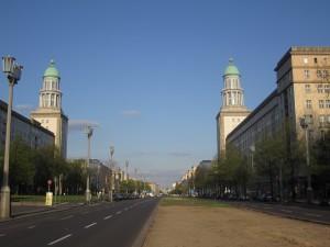 Berlin-Friedrichshain, Karl-Marx-Allee (ehem. Stalinallee)