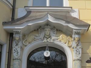 Berlin-Schöneberg, Jugendstilhäuser am Victoria-Luise-Platz