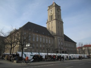 Berlin-Schöneberg, Rathaus Schöneberg