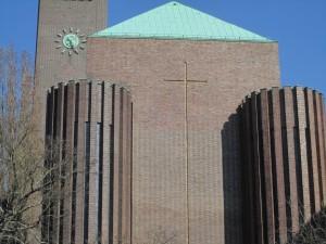 Berlin-Wilmersdorf, Kirche am Hohenzollernplatz (Fritz Höger)