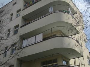 Berlin - Prenzlauer Berg, Wohnstadt Carl Legien
