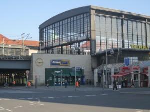 Berlin-Charlottenburg, Bahnhof Zoo