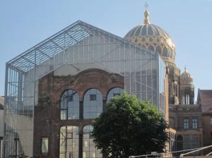 Berlin-Mitte, Neue Synagoge