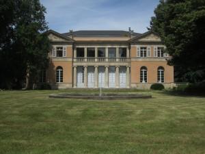 Berlin-Grunewald, Villa Harteneck