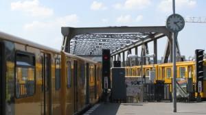 Berlin-Kreuzberg, U-Bahnhof Gleisdreieck