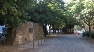 Berlin-Mitte, Reste der alten Berliner Stadtmauer
