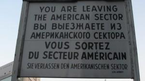 Berlin-Kreuzberg, Checkpoint Charlie